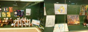 「県立栃尾高等学校~とちおめぐり展~」鬼をモチーフにした作品は一つも無し